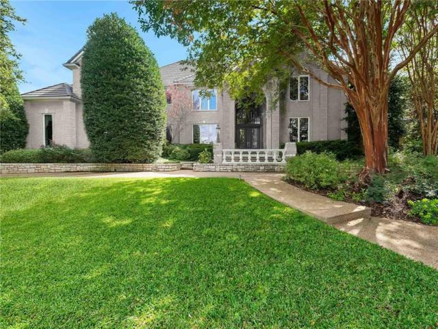 6037 Forest Highlands Drive, Fort Worth, TX 76132 (MLS #13632930) :: The Mitchell Group