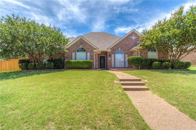 1201 Rainforest Lane, Allen, TX 75013 (MLS #13632960) :: Robbins Real Estate