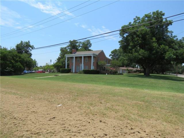 1302 W Henderson, Cleburne, TX 76033 (MLS #13632967) :: Team Tiller