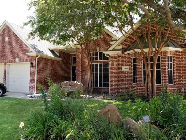 2904 Parkhaven Drive, Flower Mound, TX 75022 (MLS #13632969) :: Team Tiller