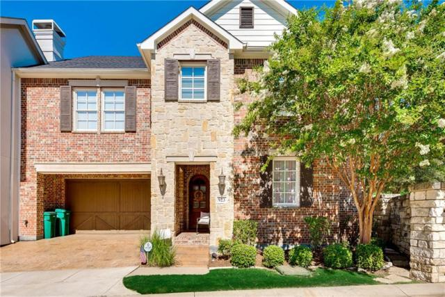 923 Grail Maiden Lane, Lewisville, TX 75056 (MLS #13633027) :: Team Tiller