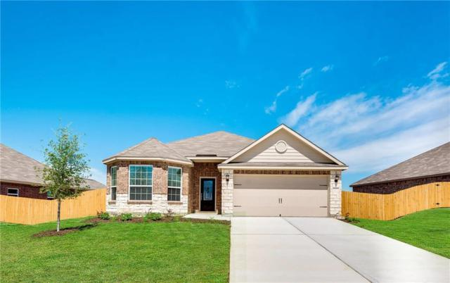 4137 Great Belt Drive, Crowley, TX 76036 (MLS #13633033) :: The Mitchell Group