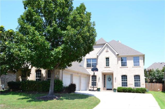 1319 Haddington Lane, Keller, TX 76248 (MLS #13633048) :: Team Tiller