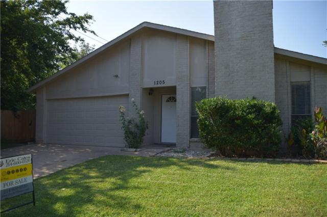 1205 Tranquilla Terrace, Bedford, TX 76021 (MLS #13633105) :: The Mitchell Group