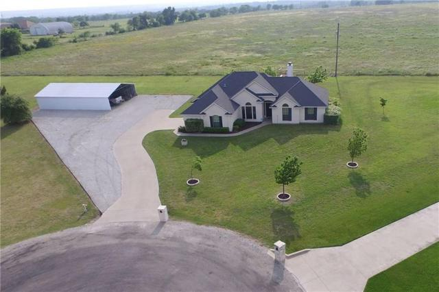 150 Mckay Lane, Weatherford, TX 76088 (MLS #13633141) :: The Mitchell Group