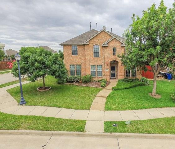 11699 Kingsville Drive, Frisco, TX 75035 (MLS #13633152) :: Real Estate By Design