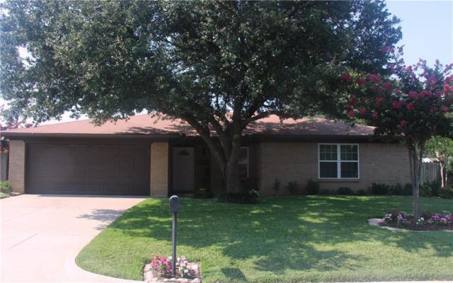8617 Brookridge Drive, North Richland Hills, TX 76182 (MLS #13633156) :: The Marriott Group