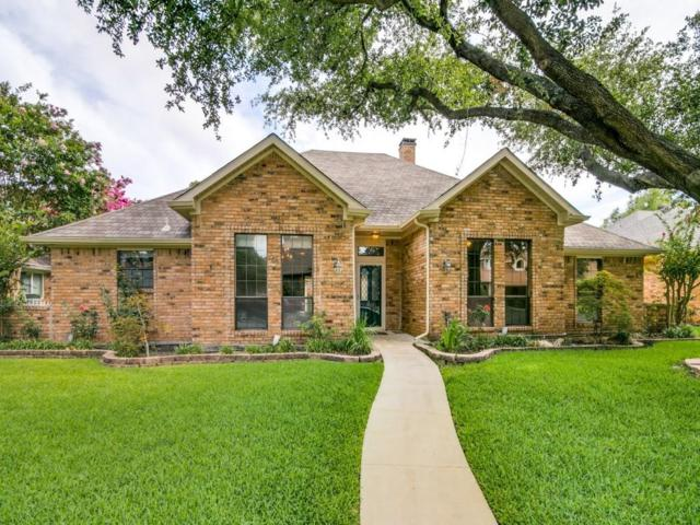 3210 Oak Trail Drive, Rowlett, TX 75088 (MLS #13633202) :: The Good Home Team