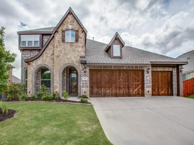 1002 Cambridge Court, Wylie, TX 75098 (MLS #13633203) :: Team Tiller
