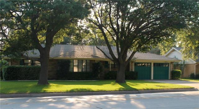 5628 Woodway Drive, Fort Worth, TX 76133 (MLS #13633207) :: Team Tiller