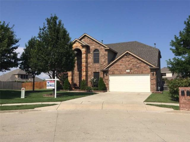 12460 Leaflet Drive, Fort Worth, TX 76244 (MLS #13633216) :: The Mitchell Group