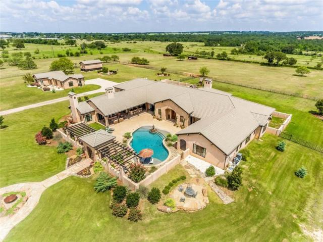 3234 Harwell Lake Road, Weatherford, TX 76088 (MLS #13633228) :: The Mitchell Group