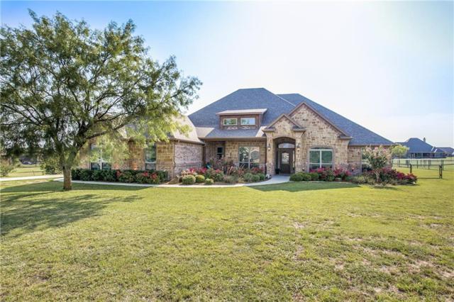 150 Rockhouse Drive, Aledo, TX 76008 (MLS #13633236) :: RE/MAX Elite