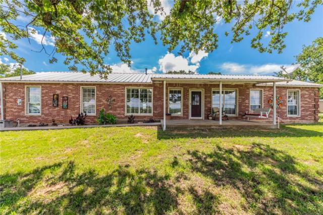 4595 Old Agnes Road, Weatherford, TX 76088 (MLS #13633256) :: The Mitchell Group