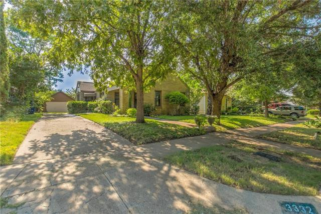 3332 8th Avenue, Fort Worth, TX 76110 (MLS #13633298) :: The Mitchell Group