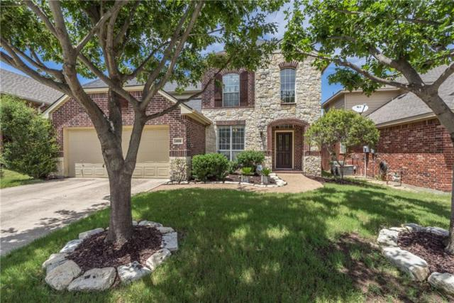 1676 Garrison Drive, Frisco, TX 75033 (MLS #13633306) :: Real Estate By Design