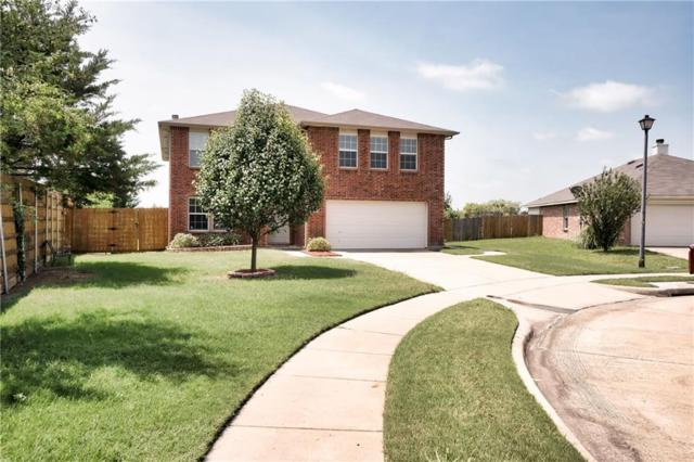 1221 Hawthorne Court, Royse City, TX 75189 (MLS #13633385) :: Robbins Real Estate