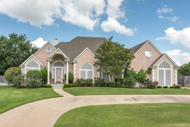 1004 Colonial Court, Kennedale, TX 76060 (MLS #13633529) :: The Mitchell Group