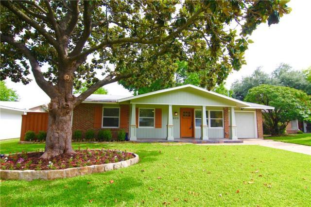 805 Loganwood Avenue, Richardson, TX 75080 (MLS #13633571) :: Robbins Real Estate