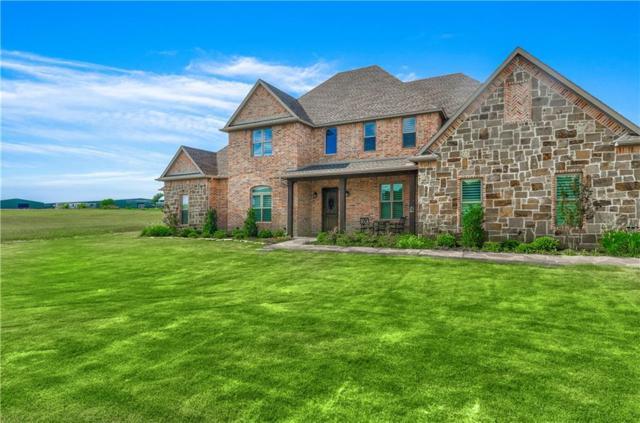4269 Waterstone Estates Drive, Mckinney, TX 75071 (MLS #13633578) :: Real Estate By Design