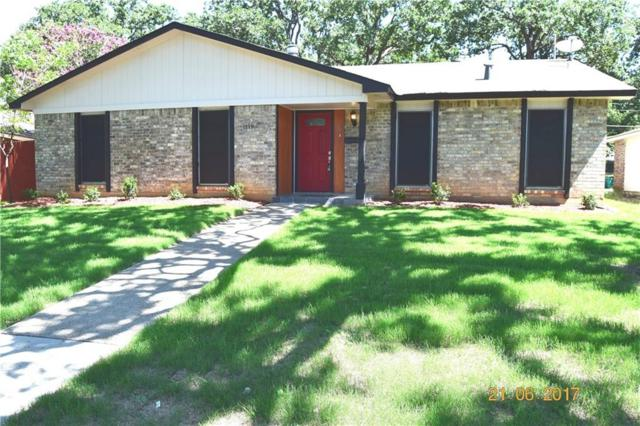 1119 Kingston Drive, Lewisville, TX 75067 (MLS #13633627) :: RE/MAX Elite