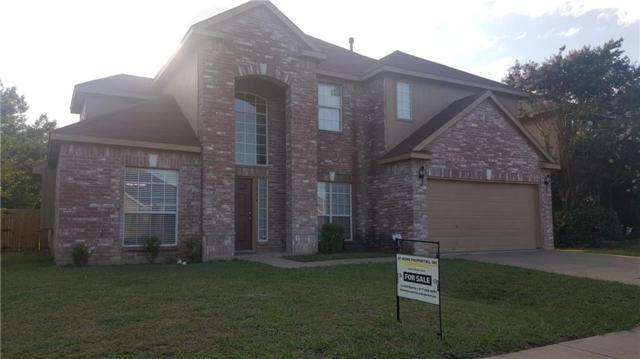 7704 Kittery Lane, Arlington, TX 76002 (MLS #13633639) :: The Mitchell Group