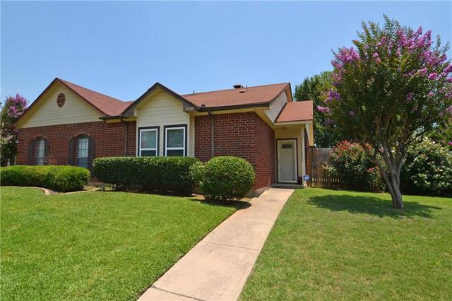 2900 Northrope Street, Euless, TX 76039 (MLS #13633644) :: The Mitchell Group