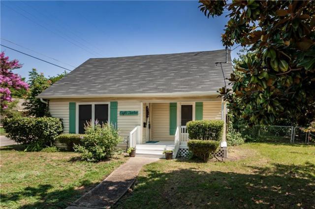 812 Pearson Avenue, Mckinney, TX 75069 (MLS #13633672) :: The Good Home Team