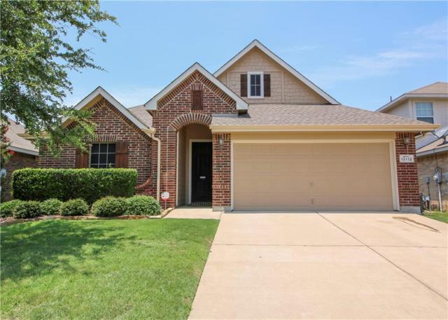 12112 Longstone Drive, Burleson, TX 76028 (MLS #13633696) :: The Rhodes Team