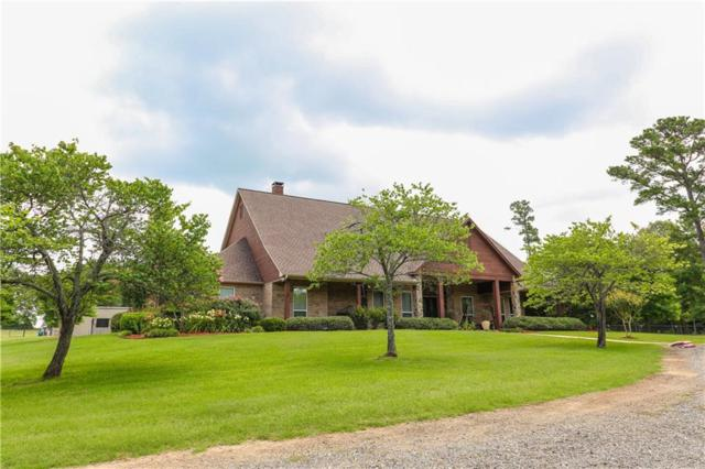 3600 Farm Road 724, Tyler, TX 75704 (MLS #13633814) :: The Mitchell Group