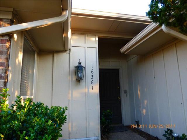16361 Lauder Lane, Dallas, TX 75248 (MLS #13633835) :: The Good Home Team