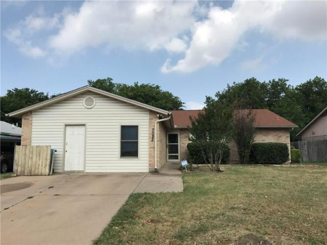 7025 Sunnybank Drive, Fort Worth, TX 76137 (MLS #13633956) :: RE/MAX Elite