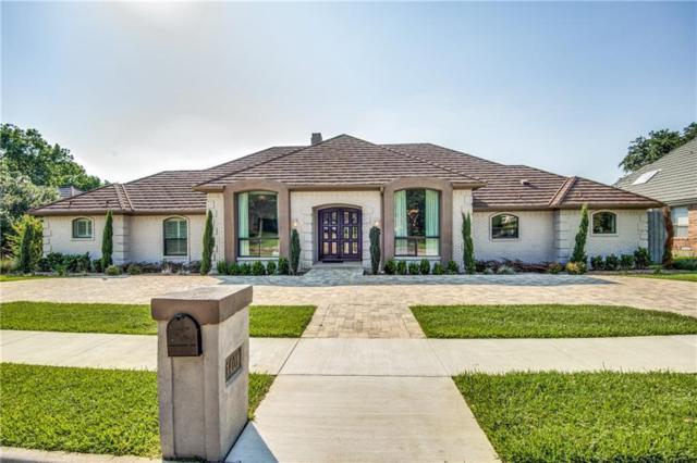 1401 Travis Circle S, Irving, TX 75038 (MLS #13633991) :: Robbins Real Estate