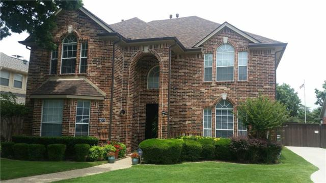 4705 Lawrence Lane, Plano, TX 75093 (MLS #13634260) :: Robbins Real Estate