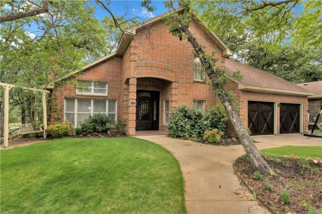 2172 S Winding Creek Drive, Grapevine, TX 76051 (MLS #13634701) :: Robbins Real Estate