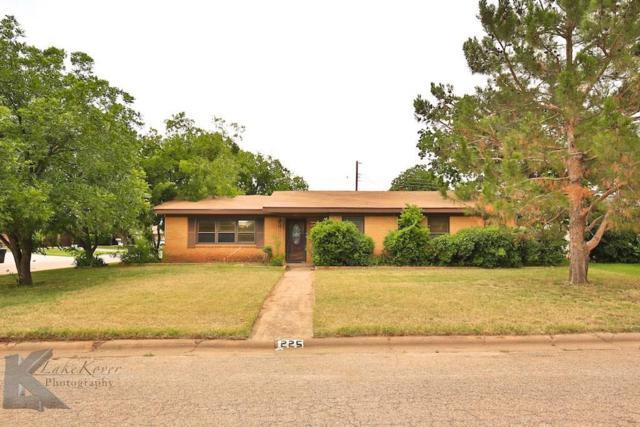 225 Lexington Avenue, Abilene, TX 79605 (MLS #13634803) :: Robbins Real Estate