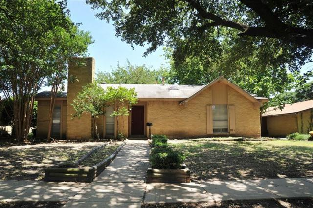 418 Thistle Drive, Garland, TX 75043 (MLS #13635362) :: Van Poole Properties