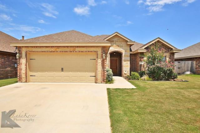 4717 Yellowstone Trail, Abilene, TX 79602 (MLS #13637899) :: The Tonya Harbin Team