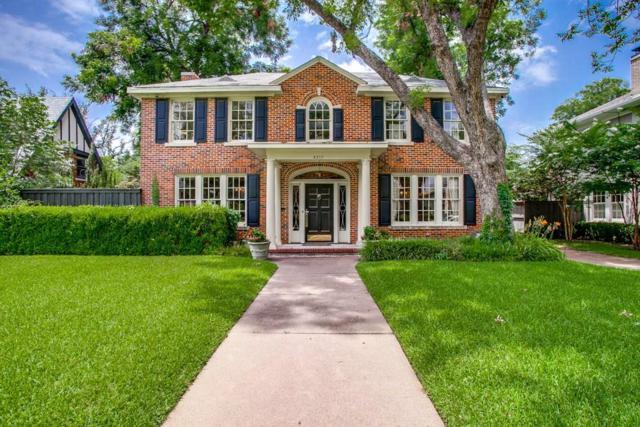 4317 Rawlins Street, Dallas, TX 75219 (MLS #13638172) :: Kindle Realty