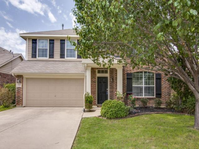5125 Escambia Terrace, Fort Worth, TX 76244 (MLS #13638772) :: The Real Estate Station