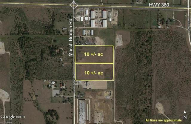 TBD Masch Branch Road N, Denton, TX 76207 (MLS #13639304) :: The Heyl Group at Keller Williams
