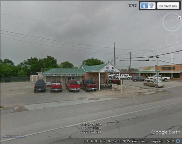 309 N Fm 156, Ponder, TX 76259 (MLS #13641192) :: The Real Estate Station