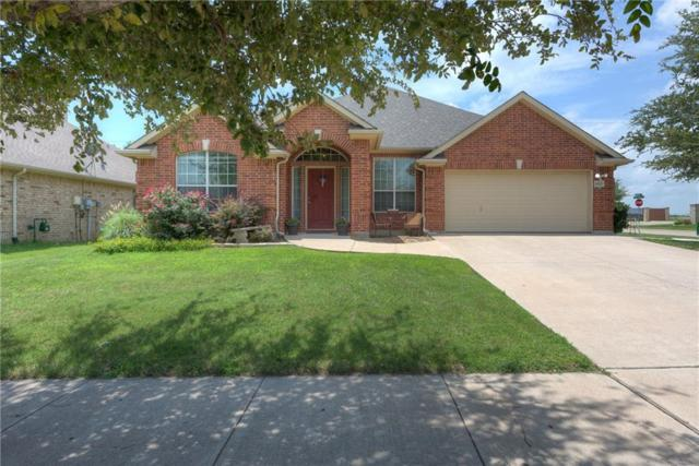 9800 Garden Court, Denton, TX 76226 (MLS #13642266) :: The Real Estate Station