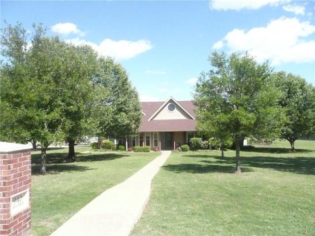 940 S Berry Trail Court, Copper Canyon, TX 75077 (MLS #13642549) :: RE/MAX Elite