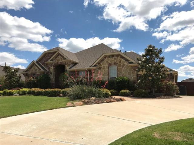 313 Creekside Trail, Argyle, TX 76226 (MLS #13642851) :: The Real Estate Station