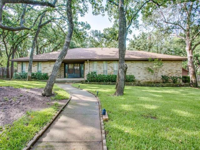 205 Ridgecrest Circle, Denton, TX 76205 (MLS #13643710) :: MLux Properties