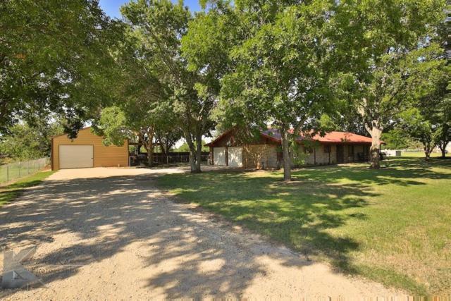 1001 Mac Street, Tuscola, TX 79562 (MLS #13644935) :: The Tonya Harbin Team