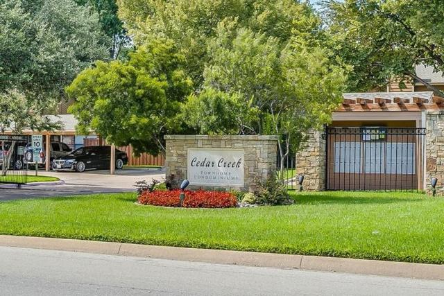 5749 Cedar Creek Drive, Benbrook, TX 76109 (MLS #13645417) :: The Marriott Group