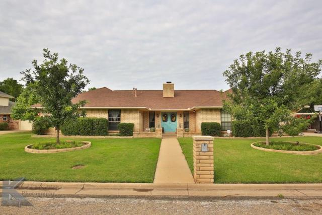 90 Glen Abbey Street, Abilene, TX 79606 (MLS #13645814) :: The Tonya Harbin Team