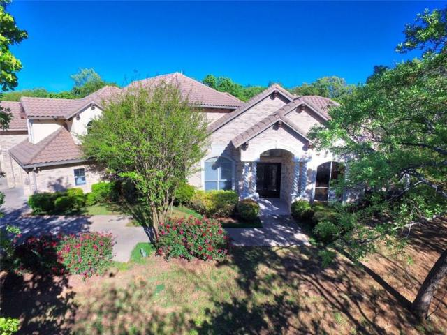8601 Riviera Court, Flower Mound, TX 75022 (MLS #13645930) :: The Real Estate Station